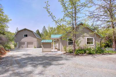 Josephine County Single Family Home For Sale: 223 Crystal Springs Road