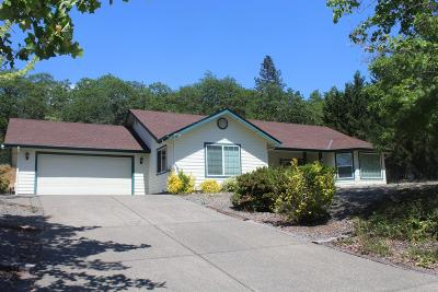 Grants Pass Single Family Home For Sale: 1190 NW F Street