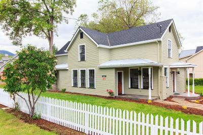 Jacksonville Single Family Home For Sale: 455 Hueners Lane