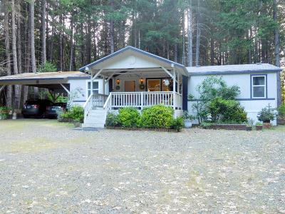 Jackson County, Josephine County Single Family Home For Sale: 4933 Dick George Road