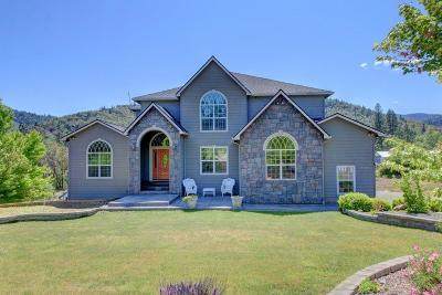 Central Point Single Family Home For Sale: 5153 Old Stage Road