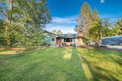 Jackson County, Josephine County Single Family Home For Sale: 8027 E Evans Creek Road