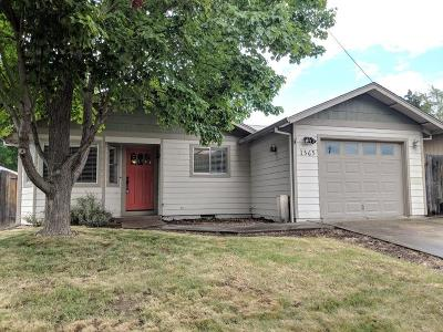 Medford OR Single Family Home Pending: $229,900