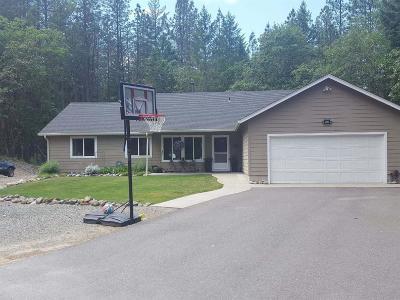 Grants Pass Single Family Home For Sale: 3490 Elk Lane