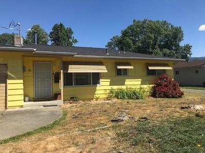 Grants Pass Single Family Home For Sale: 419 SW Greenwood Avenue