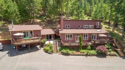 Single Family Home For Sale: 7800 Griffin Creek Road
