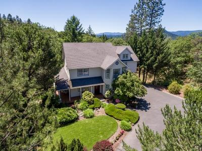 Grants Pass Single Family Home For Sale: 190 Madrone Ridge Drive
