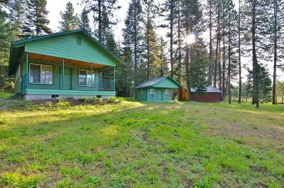 Ashland Single Family Home For Sale: 18196 Dead Indian Memorial Road