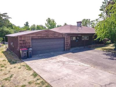 Medford OR Single Family Home Sold: $205,000