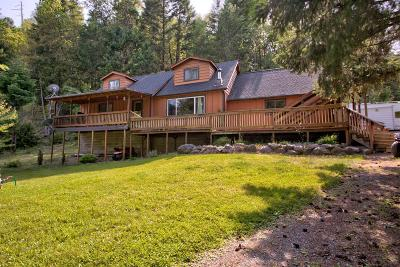 Jackson County, Josephine County Single Family Home For Sale: 1261 Sykes Creek Road