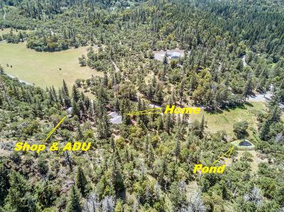 Eagle Point Single Family Home For Sale: 7627 Lost Creek Road