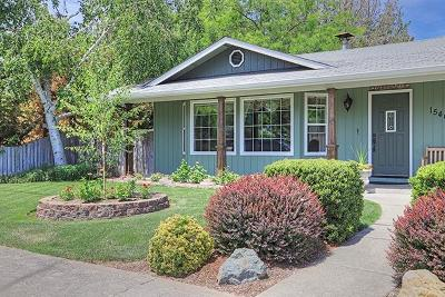 Grants Pass Single Family Home For Sale: 1540 SW Jordan Street