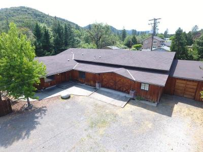 Central Point Single Family Home For Sale: 4981 Old Stage Road