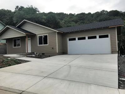 gold hill Single Family Home For Sale: 821 Jacoby Street