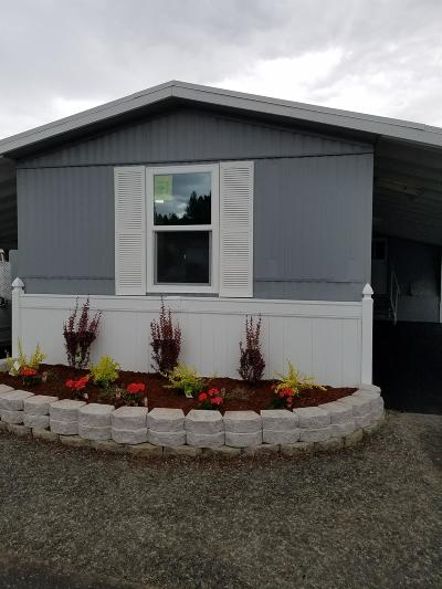 Grants Pass OR Mobile Home For Sale: $51,500