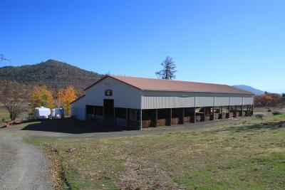 Jackson County, Josephine County Farm For Sale: 17525 Highway 62