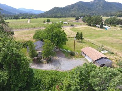 Grants Pass Single Family Home For Sale: 832 Kubli Road
