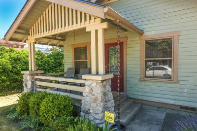 Ashland Single Family Home For Sale: 284 Beach Street
