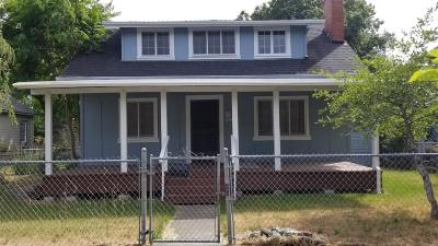 Grants Pass Single Family Home For Sale: 419 NW D Street
