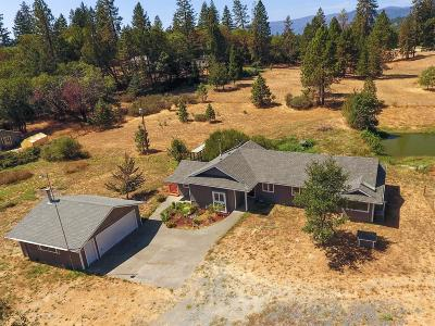 Grants Pass Single Family Home For Sale: 8191 Lower River Road