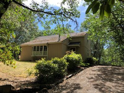 Grants Pass Single Family Home For Sale: 263 Chaparral Drive