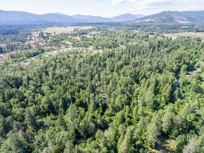 Josephine County Residential Lots & Land For Sale: 3888 Takilma Road