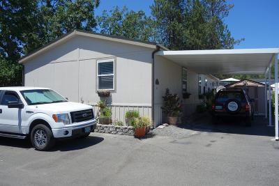 Merlin, Sunny Valley, Wimer, Rogue River, Wilderville, Grants Pass Mobile Home For Sale: 2325 NW Highland Avenue #21