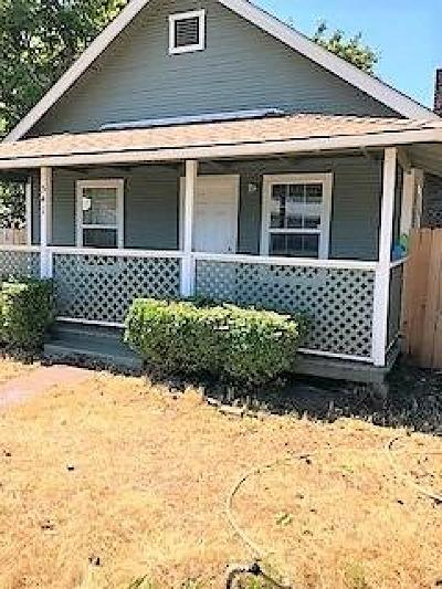 Grants Pass Single Family Home For Sale: 541 SW Foundry Street