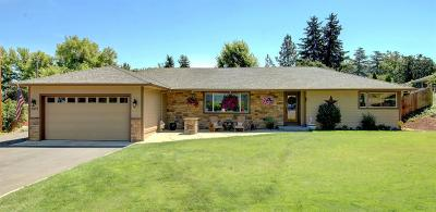 Jackson County, Josephine County Single Family Home For Sale: 2871 Georgia Street
