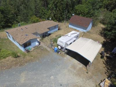 Jackson County, Josephine County Single Family Home For Sale: 708 Covered Bridge Road