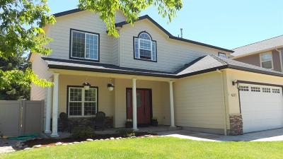 Medford Single Family Home For Sale: 4577 Wolf Run Drive