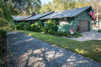 Jackson County, Josephine County Single Family Home For Sale: 8133 East Evans Creek Road