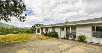 Medford Single Family Home For Sale: 4014 Dry Creek Road