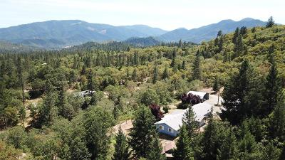 Grants Pass Single Family Home For Sale: 4546 Williams Highway