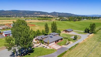 Medford Farm For Sale: 3800 Madrona Lane