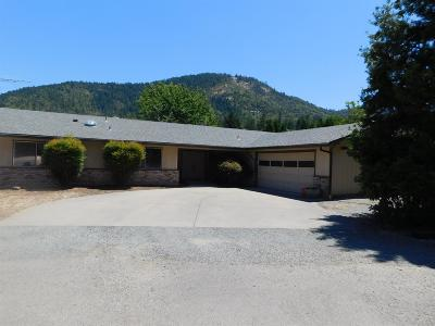 Merlin, Sunny Valley, Wimer, Rogue River, Wilderville, Grants Pass, Hugo, Wolf Creek, Murphy Single Family Home For Sale: 1591 Alexander Lane