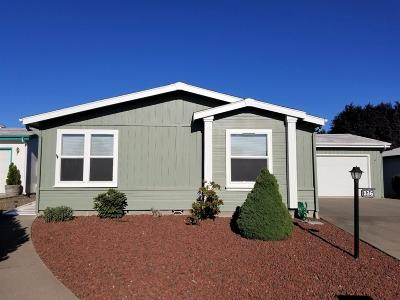Jackson County, Josephine County Single Family Home For Sale: 555 Freeman Road #236