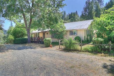 Grants Pass Single Family Home Active-72HR Release: 10527 Lower River Road
