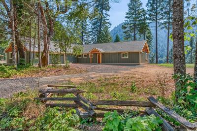 Jackson County, Josephine County Single Family Home For Sale: 2471 Mill Creek Drive