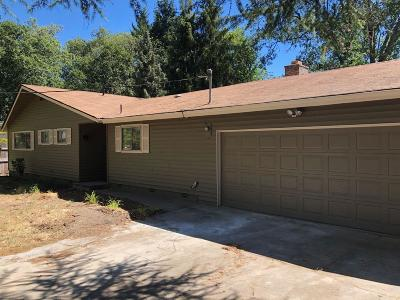 Merlin, Sunny Valley, Wimer, Rogue River, Wilderville, Grants Pass, Hugo, Wolf Creek, Murphy Single Family Home For Sale: 1779 Hamilton Lane