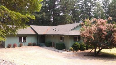 Grants Pass Single Family Home For Sale: 330 Tunnel Creek Road