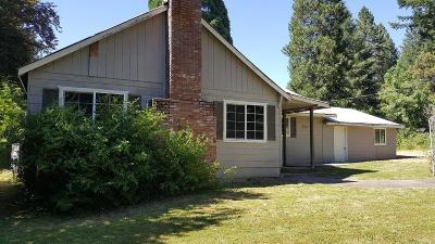 Jackson County, Josephine County Single Family Home For Sale: 2580 Mill Creek Drive
