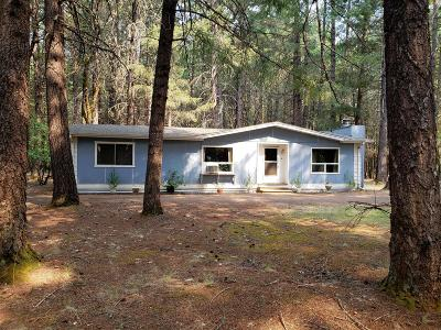 Jackson County, Josephine County Single Family Home For Sale: 5045 Takilma Road