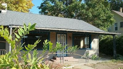 Grants Pass Single Family Home For Sale: 310 NW B Street