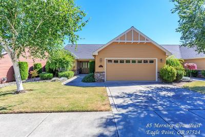 Eagle Point Single Family Home For Sale: 85 Morning Dove Trail