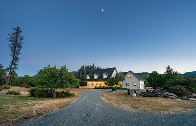Merlin, Sunny Valley, Wimer, Rogue River, Wilderville, Grants Pass Farm For Sale: 2275 Galice Road
