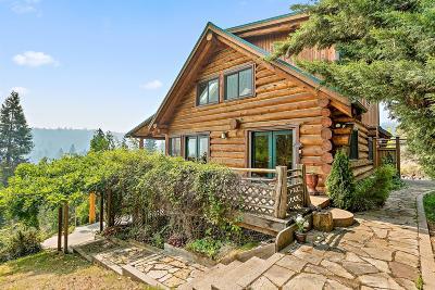 Jacksonville Single Family Home For Sale: 736 South Oregon Street