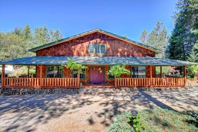 Josephine County Single Family Home For Sale: 1160 Crow Road