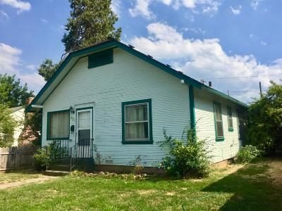 Single Family Home For Sale: 621 W Jackson Street
