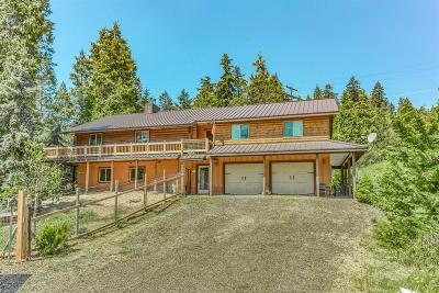 Ashland Single Family Home For Sale: 11266 Mt Ashland Ski Road